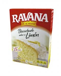 3D Ravana Bizcochuelo Limon 2015