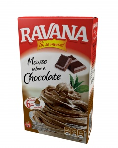 3D Ravana Mousse Chocolate 2015