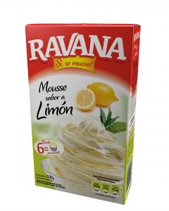 3D Ravana Mousse Limon 2015