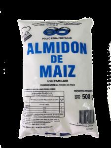 ALMIDON DE MAIZ 500GRS