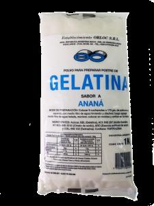 GELATINA ANANA 1KG