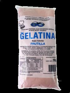 GELATINA FRUTILLA LIGHT 1KG