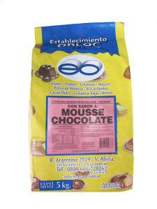 MOUSSE CHOCOLATE 5KG
