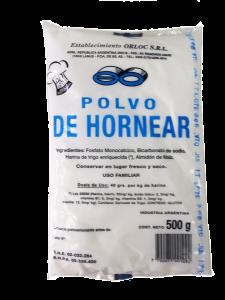 POLVO DE HORNEAR